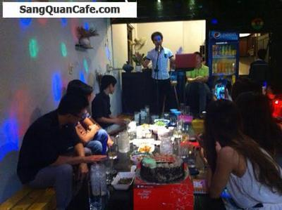 Sang quán cafe Take Away nhạc Acoustis.