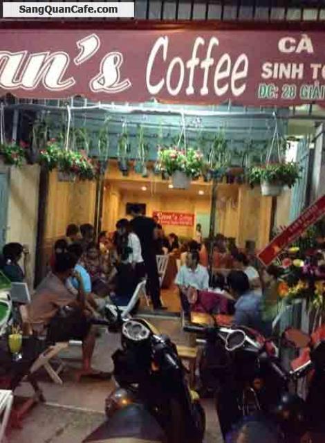 Sang quán cafe Take Away quận Tân Bình