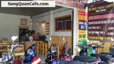 Sang Quán Cafe Take Away TRUNG NGUYÊN