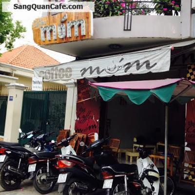 Sang quán cafe Take way quận Bình Thạnh