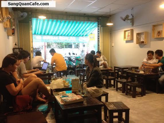 Sang quán cafe Takeaway quận Tân Phú