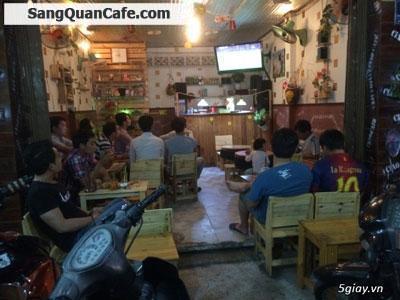 Sang quán cafe takeway sinh tố Quận Gò Vấp