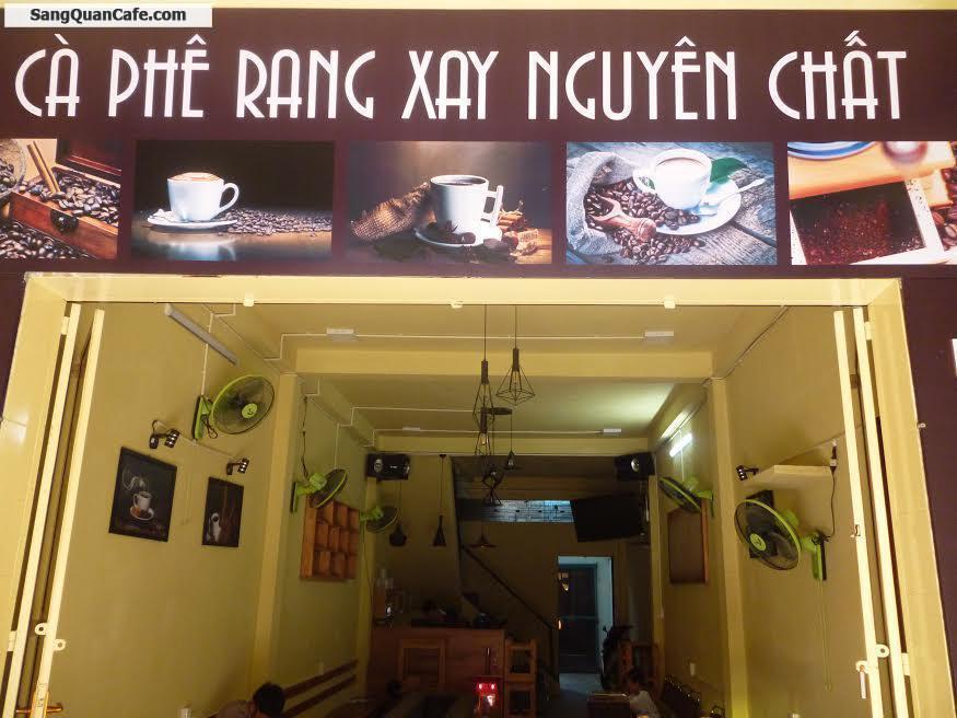 Sang quán cafe Takw Away quận Gò Vấp