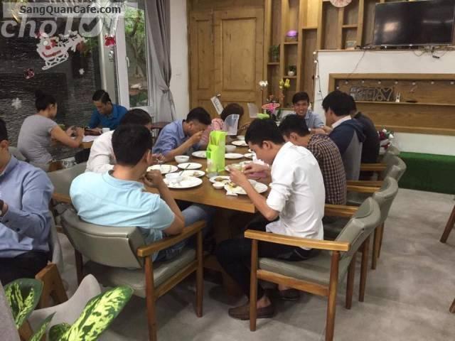 Sang quán cafe Tân Bình