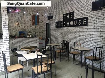 Sang quán cafe The Ware House