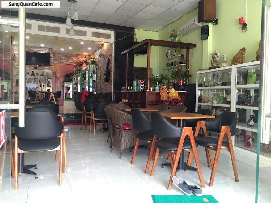 Sang quán cafe thiết kế đẹp Quận 9