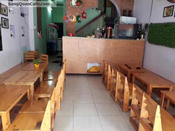 Sang quán Cafe - Thức ăn cao cấp hẻm xe hơi