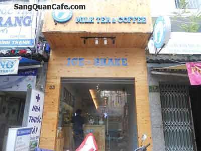 Sang quán cafe+ thức an nhanh