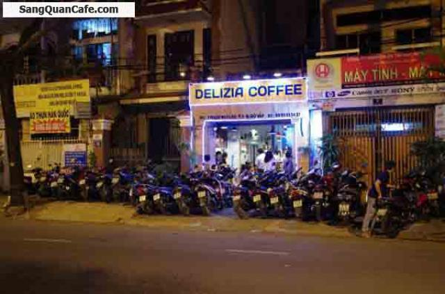 Sang quán Cafe - Thức ăn nhanh Delizia
