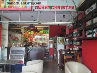 Sang quán cafe - Thức Ăn Nhanh Nhà Bè