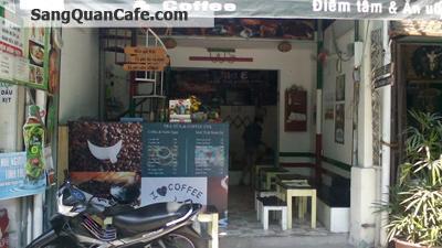 Sang quán cafe - thức ăn nhanh quận Gò Vấp