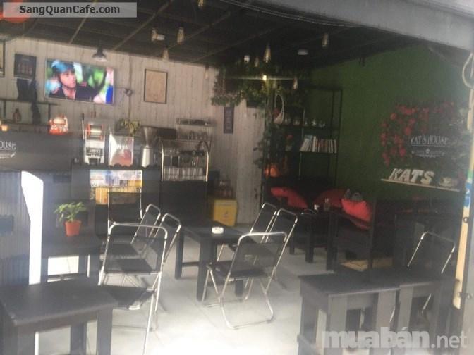 Sang quán cafe thương hiệu KAT'S HOUSE COFFEE & BAKERY