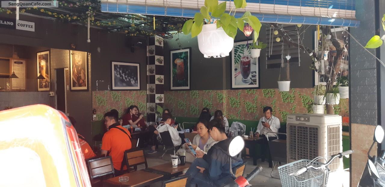 Sang quán Cafe thương hiệu Milano