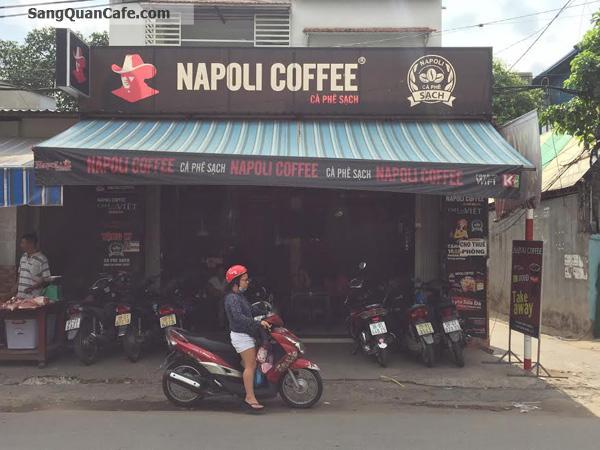 Sang quán cafe thương hiệu Napoli