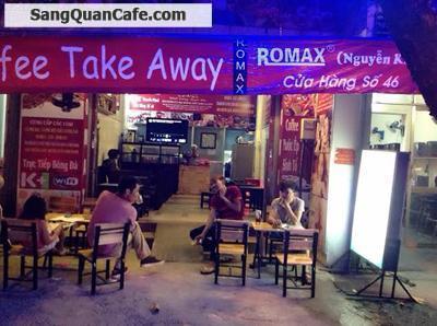 Sang quán cafe thương hiệu Romax