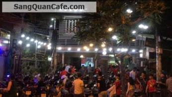 Sang quán cafe thương hiệu thiết kế rất đẹp Quận Bình Tân
