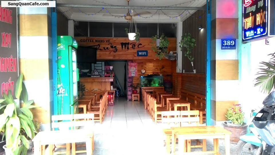 Sang quán cafe Thủy Mộc quận 6