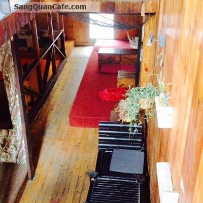 Sang quán cafe Tinh Nhân - cơm trưa văn phòng
