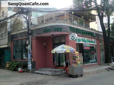 Sang quán cafe - trà sữa- Fastfood quận 6