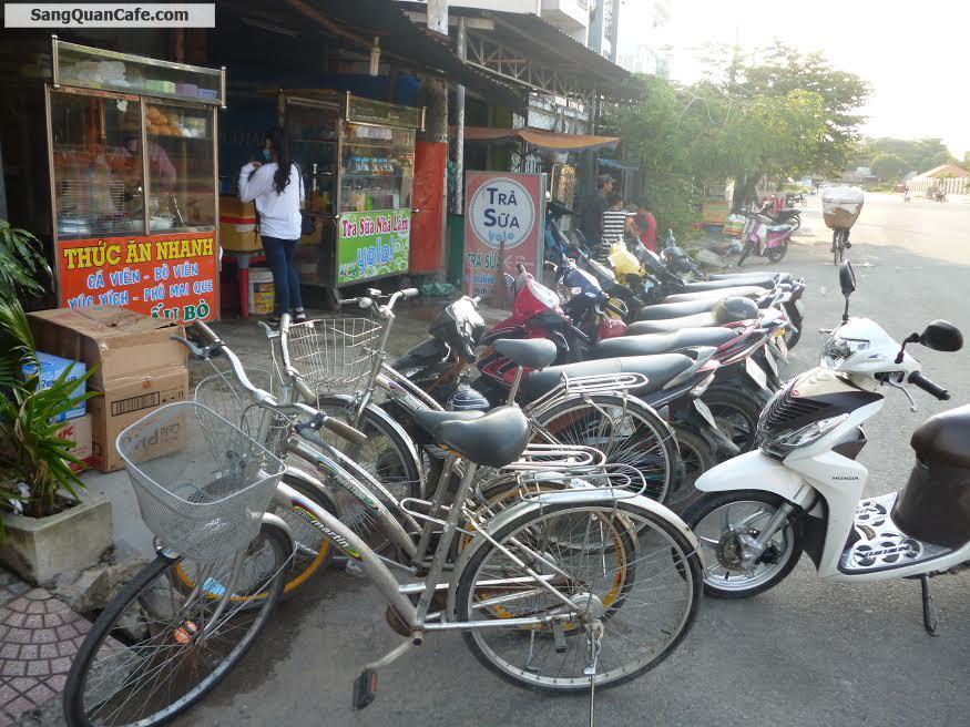 Sang quán cafe, trà sữa, ăn vặt quận Bình Tân