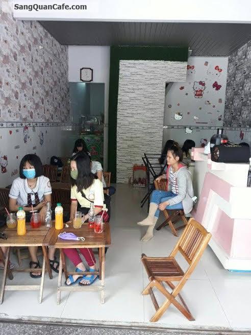 Sang quán cafe, trà sữa, ăn vặt tại Bình Chánh