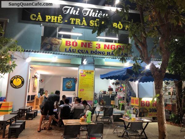 Sang Quán Cafe, trà sữa, bò né, lẩu...