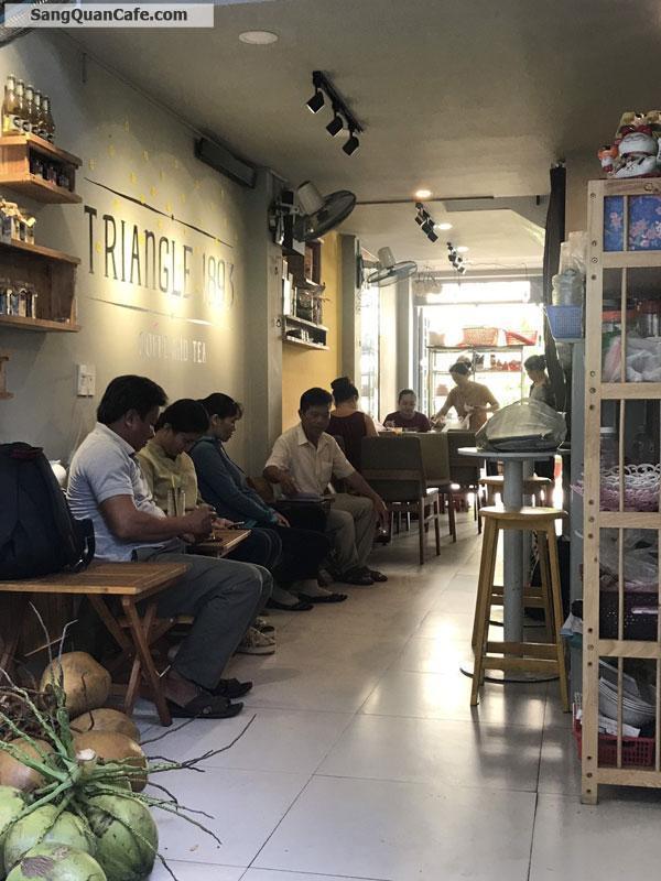 Sang quán cafe trà sữa cơm tấm đang kinh doanh tốt