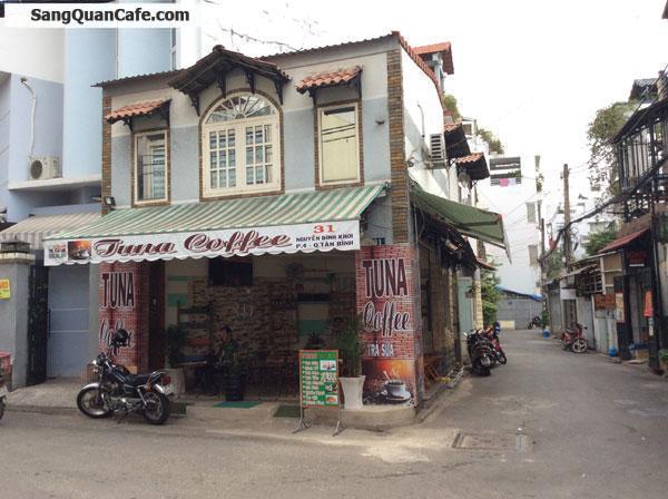 Sang GẤP quán cafe, trà sữa, cơm văn phòng góc 2 mặt tiền