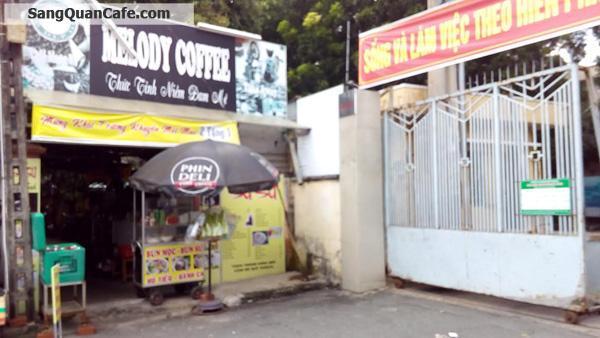 Sang quán cafe trà sữa, điểm tâm sang