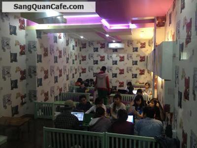 Sang quán cafe trà sữa doanh thu  100tr/tháng