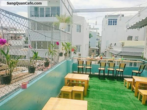 Sang Quán Cafe Trà sữa đường Cách Mạng