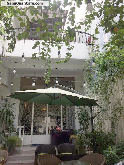 Sang quán cafe, trà sữa đường Đăng Dung