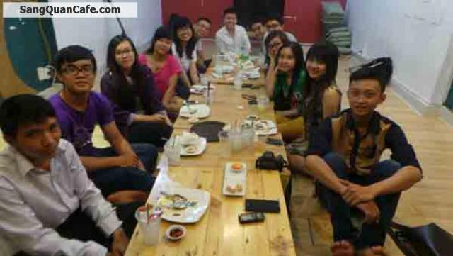 Sang quán Cafe - Trà sữa đường Đồng Nai