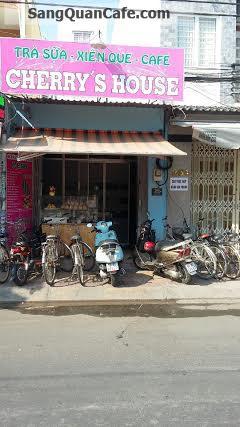 Sang quán cafe, Trà sữa Đường Hiền Vương