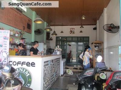Sang quán cafe trà sữa đường Hoàng Hoa Thám