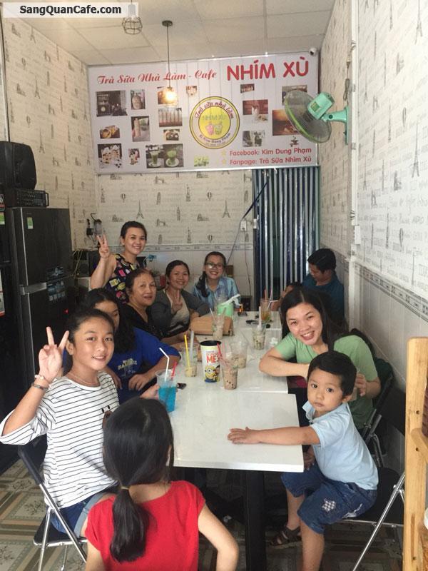 Sang quán cafe trà sữa đường Lũy Bán Bích