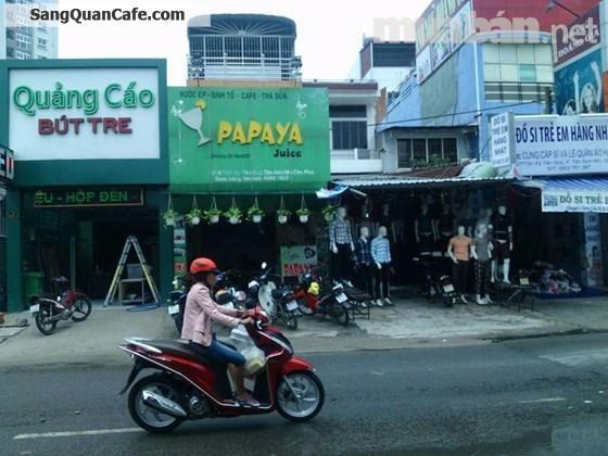 Sang quán cafe trà sữa đường Tân Kỳ Tân Quý