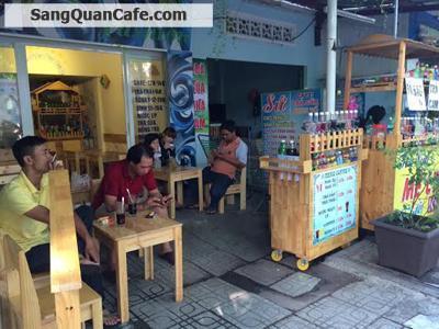 Sang quán cafe trà sữa đường Thống Nhất
