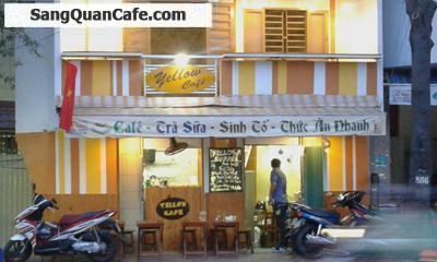 Sang quán cafe - trã sữa - Fastfood