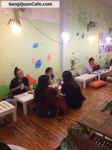 Sang quán cafe trà sữa - fastfood bên cạnh chợ Thạch Đà