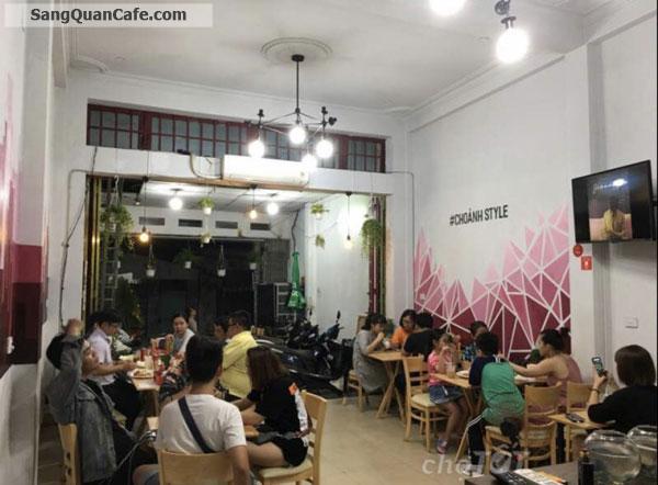 Sang quán cafe - trà sữa gần đại học Hutech