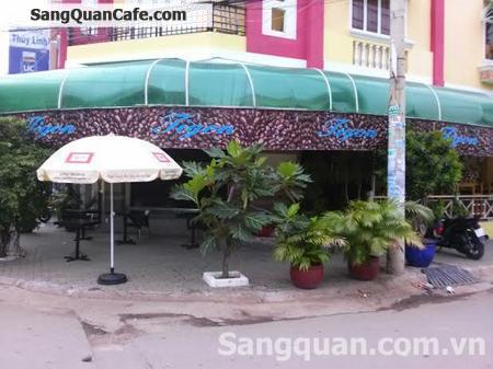 Sang quán Cafe - Trà Sữa hóc hai mặt tiền quận 8