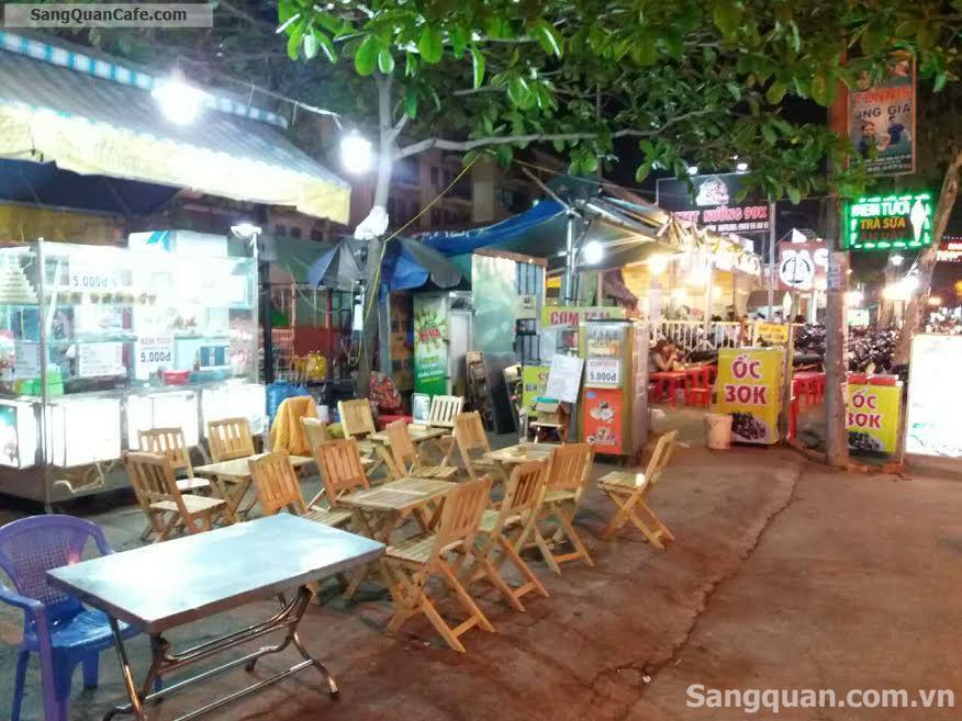 Sang quán cafe Trà Sữa, Kem Tươi, Ăn vặt