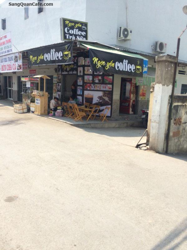 Sang quán cafe Trà Sữa kết hợp bán Phá Lâu bò