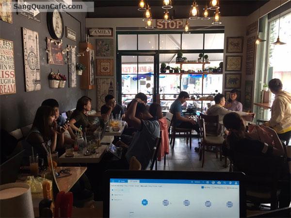 Sang quán cafe - trà sữa mặt tiền Lê Trọng Tấn.