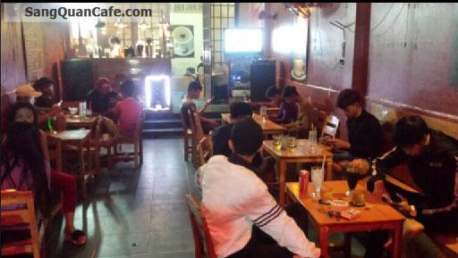 Sang quán cafe trà sữa mặt tiền Phan Văn Hớn