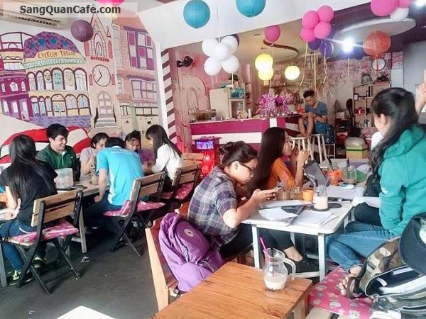 Sang quán cafe - Trà sữa máy lạnh quận Tân Phú