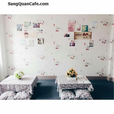 Sang quán Cafe Trà Sữa - Máy lạnh quận Thủ Đức