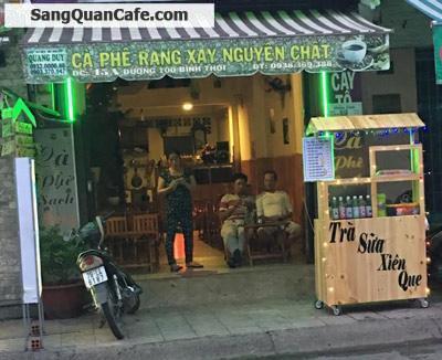 Sang Quán cafe, trà sữa quận 11