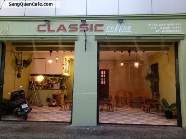 Sang quán cafe, trà sữa Quận Bình Thạnh